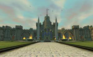 Large Guild Hall exterior