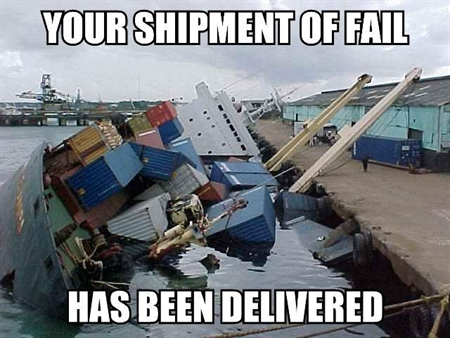 failshipment