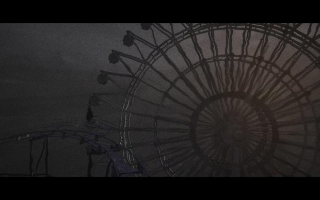 Cinematic roller-coaster ride