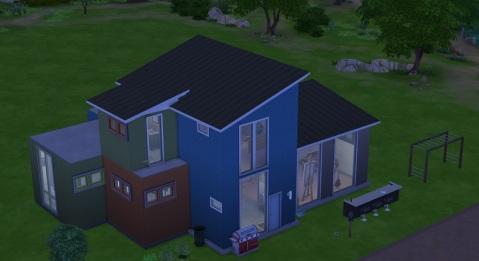 house grows
