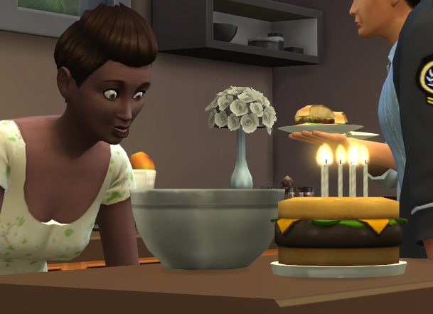 How To Get A Birthday Cake In Sims 4