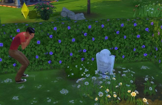 Rats mourns Derek