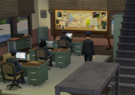 Working Detective